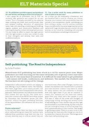 Self-publishing: the Road to Independence | Learning Technology News | Scoop.it