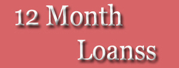 12 Month Loans Bad Credit, No Credit Check | 12 Month loans for UK Citizens | Scoop.it
