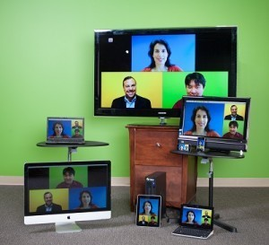 :: Vidyo demos high-quality, multiparty video conferencing :: | Information Economy | Scoop.it