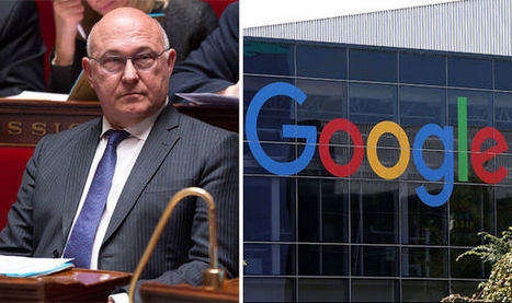 Osborne's 'cosy' GOOGLE deal slammed as France vows to 'go all the way' in back TAX case | Business Video Directory | Scoop.it