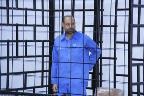 Libya court to rule on Gaddafi's son Saif, former officials on July 28 | Saif al Islam | Scoop.it
