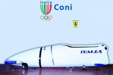 Le bobsleigh Ferrari en essai à La Plagne !   Bons plans et bonnes idées en station de ski   Scoop.it
