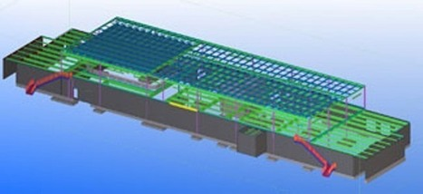 Xsteel Tekla Structures - The Latest in Steel Detailing Software | Outsource Structural Drafting and Steel Detailing Services | Scoop.it
