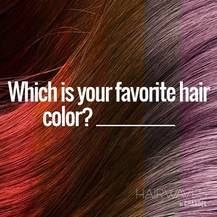 Which is your favorite hair color? __ | Fashion in UAE | Scoop.it
