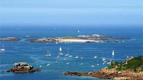 Grande marée. L'île Molène continue de perdre du terrain | Îles du Ponant Finistère | Scoop.it