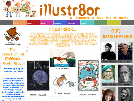 illustr8or, UK Visual Literacy Project | 21st Century Literacy and Learning | Scoop.it