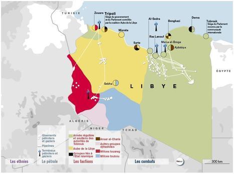 Libye, la guerre civile autour du pétrole | Think outside the Box | Scoop.it