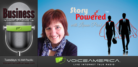 Radio Show | Very Good Stories | How to find and tell your story | Scoop.it