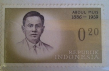 Abdul Muis , 1886-1959 : The Legend Indonesian Heroes Stamps Series | RedGage | Stamp Collection | Scoop.it