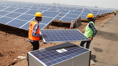 WTO swats down India's massive solar initiative | Farming, Forests, Water, Fishing and Environment | Scoop.it