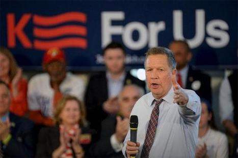 Donald Trump interested in vetting Kasich as hisdeputy | Business Video Directory | Scoop.it
