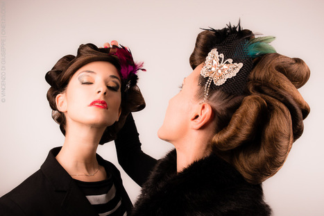 Shooting Hairstyle | Vincenzo Di Giuseppe | weddings and events | Scoop.it