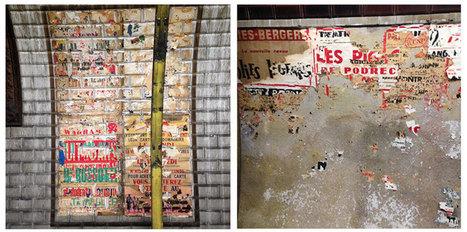 Station Trinité : des affiches des années 50 retrouvées | #arts visuels #graphisme #etc | Scoop.it