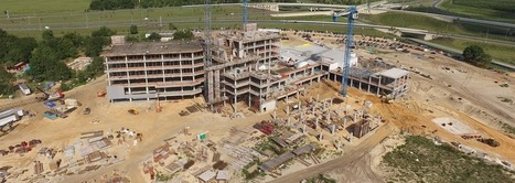 Keep Your Construction Project on Track with Drone Mapping | drones | Scoop.it