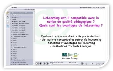 Portail Skoden pour la formation ouverte et à distance - Le e-learning est-il compatible avec la qualité pédagogique ? | Le tam tam | Scoop.it