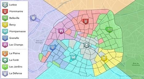 Le futur du jeu vidéo sur smartphone passe par la ville - Slate.fr | Android, Iphone : Smartphone, téléphonie mobile et tablettes | Scoop.it