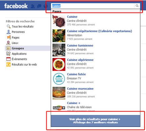 Facebook: Développez votre réseau professionnel | BeinWeb | Management et promotion | Scoop.it