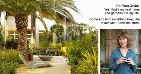 Flora Grubb Gardens | Annie Haven | Haven Brand | Scoop.it