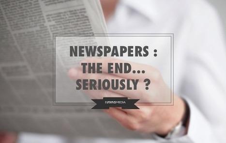 5 raisons d'être optimiste sur l'avenir des médias - FrenchWeb.fr | Web 2.0 et société | Scoop.it
