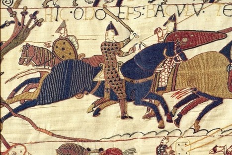 Animated Bayeux Tapestry | Kulturfagene | Scoop.it