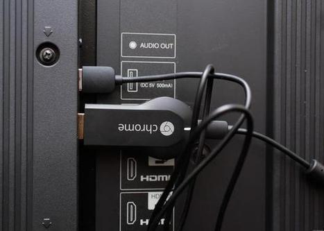 Webucation 21: Chromecast Einsatz in der Schule - Testbericht | glearning | Scoop.it
