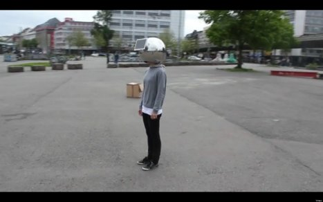 WATCH: Seriously Cool Helmet Lets You Live In 'Slow Mo' | Strange days indeed... | Scoop.it