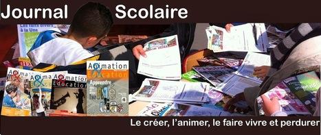 Journal scolaire: Des bons conseils pour créer son journal...et pas que pour les lycéens ! | école primaire | Scoop.it
