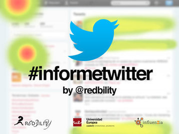 #InformeTwitter leaks, primeros datos sobre cómo usamos Twitter | Redbiliteando | carrera comunity manager | Scoop.it