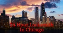 How to find a 24 hour locksmith in Chicago | locksmith | Scoop.it