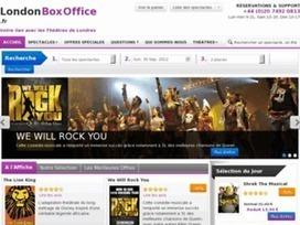 Comédies Musicales Londres - London Box Office | Visites culturelles à l'étranger | Scoop.it