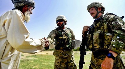 Afghanistan Needs the Terps to Stay | Lawless land | Scoop.it