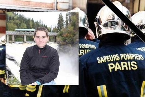 Paris | Décès d'une jeune femme pompier après une intervention - AllôLesPompiers | Les Sapeurs-Pompiers ! | Scoop.it