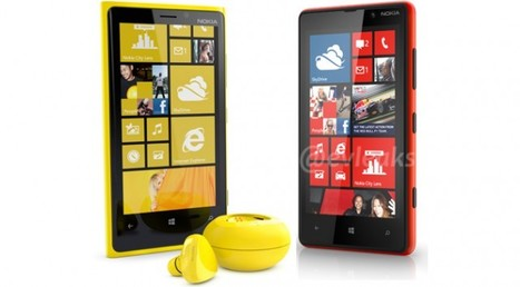 Nokia Lumia 920: The Windows Phone 8 flagship, with built-in wireless charging | ExtremeTech | Easy Ways To Get Your Own List | Scoop.it