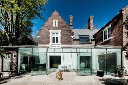 The Glass House / AR Design Studio - ArchDaily | Architecture and Architectural Jobs | Scoop.it