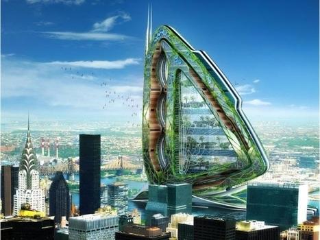 Et si l'avenir des villes et de leurs habitants était dans les fermes urbaines ? | Immobilier | Scoop.it