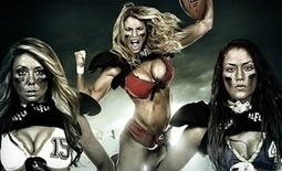 $20 for Legends Football League Divisional Playoff Games at Sears Centre Arena on Saturday, August 17 ($35.95 Value) | LFL - Lingerie Football League | Scoop.it