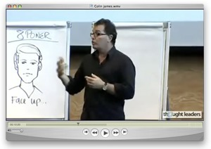 See Colin James in action: master trainer and facilitator | Creative Presentation Skills | Scoop.it