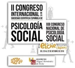 II Congreso Internacional de la Sociedad Científica Española de Piscología Social | Noticias UMH | Scoop.it
