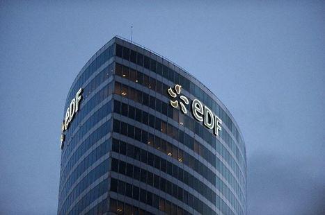 EDF annonce la réduction de ses effectifs, les salariés mobilisés | Vers l'Europe du futur | Scoop.it