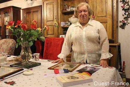 Son père allemand est mort de l'avoir reconnue - maville.com | En SOl Majeur | Scoop.it