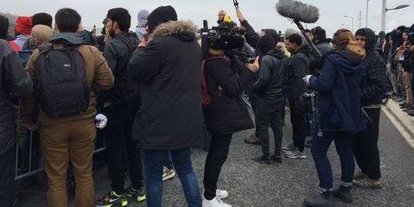 Journalistes à Calais: la loi de la «jungle»? | Actu des médias | Scoop.it