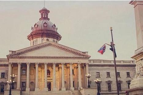 Bree Newsome is Our Hero for Her Amazing Effort to Take Down the Confederate Flag | LibertyE Global Renaissance | Scoop.it