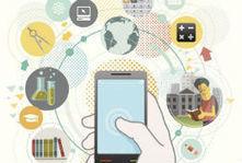 Los españoles estudian con el móvil: ya hay 80.000 aplicaciones educativas | edutrescero | Scoop.it