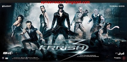 Krrish 3 3rd Day Box Office Collection | Business | Latest News | Business | Scoop.it
