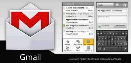 10 Email Client Apps for Android Phones | Computer How To Guide | Technology | Scoop.it