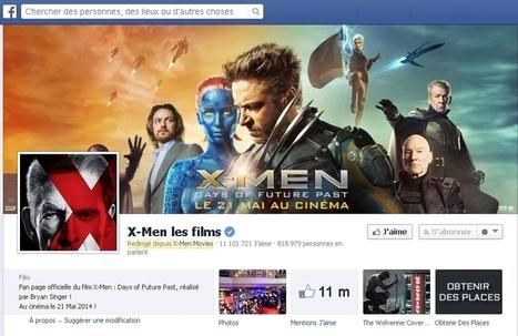 Tout savoir sur la 'X-Men X-Perience' | CommunityManagementActus | Scoop.it