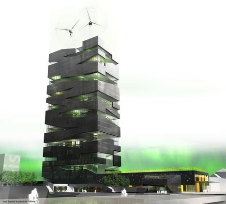 Growing UP – Is Vertical Farming the Way of the Future? | Vertical Farm - Food Factory | Scoop.it