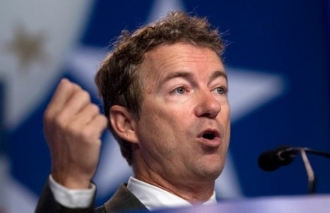 Rand Paul Says He Would Respond To Ukrainian Crisis By 'Drilling In Every Possible Conceivable Place' | Sustain Our Earth | Scoop.it