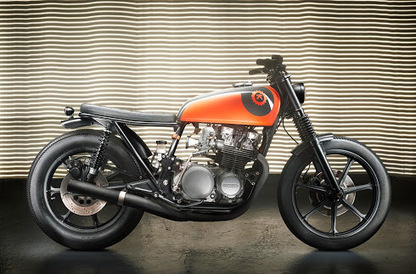 Z650 by Kerozin | Cafe Racers | Scoop.it