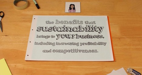 What sustainability can do for your business | BEST – Built Environment Sustainability Training | CSR Solutions | Scoop.it